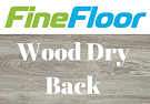 Fine Floor Wood Dry Back